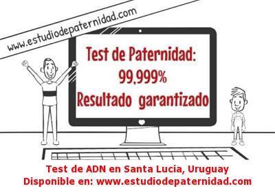Test de ADN en Santa Lucia, Uruguay