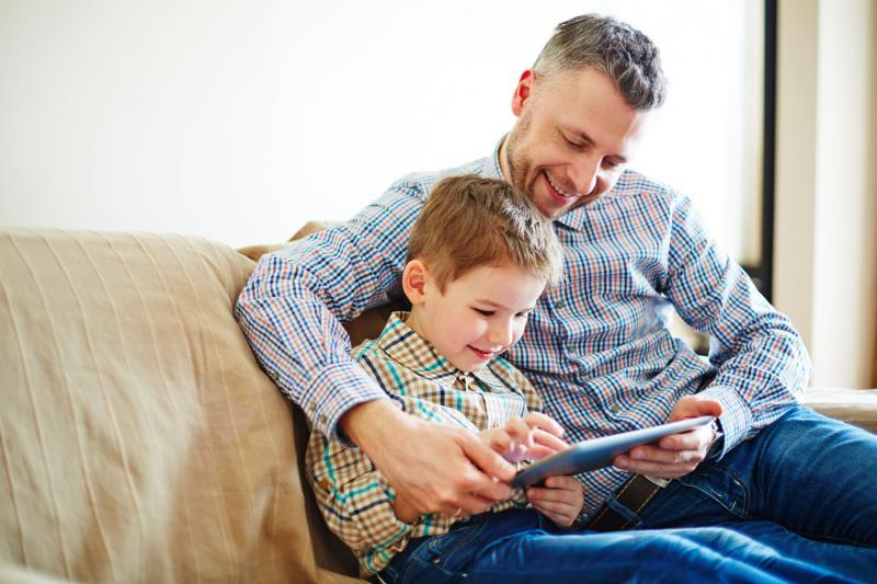 ¿Cuál es la opción más precisa para determinar quién es el padre de un niño?