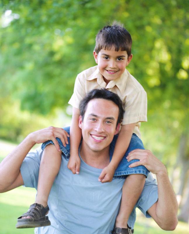 ¿Se puede realizar el test de ADN  con un medio hermano del supuesto padre?